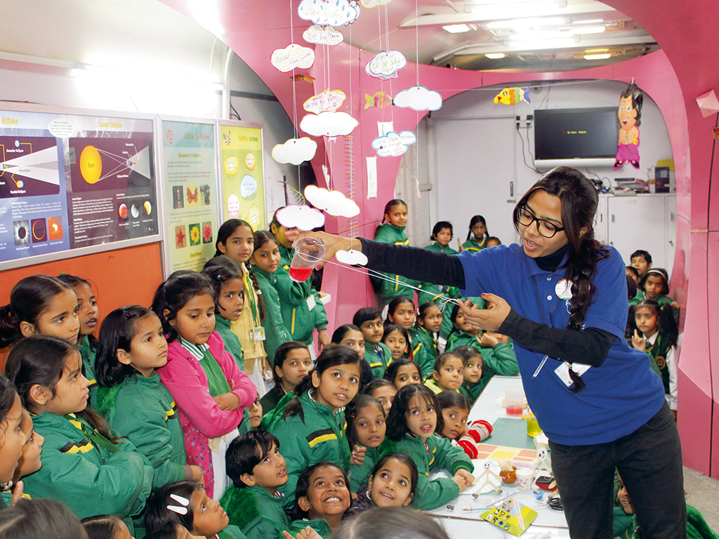 Science Express India