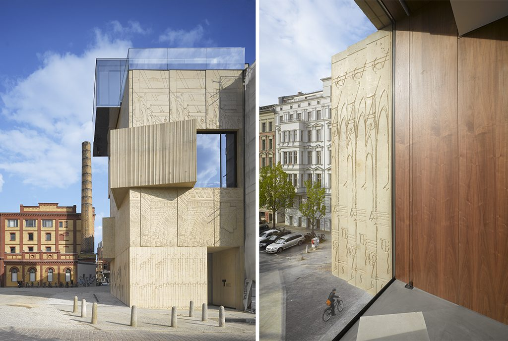 Germany's Museum of Architectural Drawing