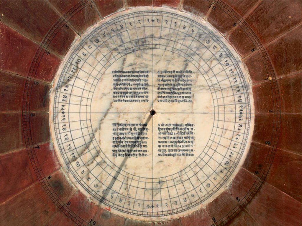 The various instruments at the Jantar Mantars chart celestial movements with great accuracy. Photo: Tibor Bognar/Encyclopedia/Corbis/Imagelibrary