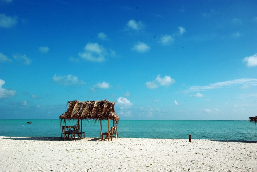 Beaches at Lakshadweep