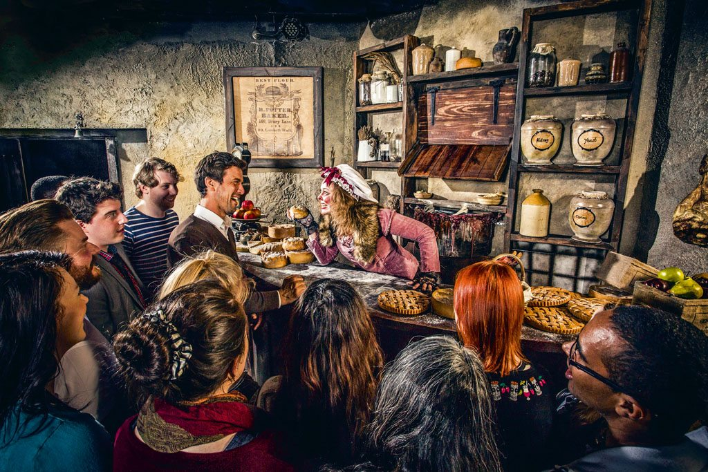 London Dungeon London England