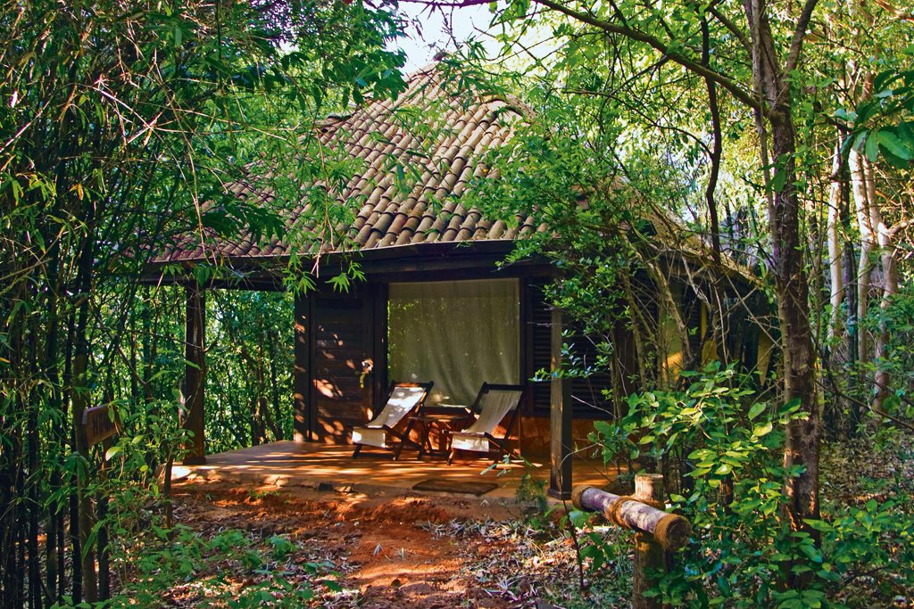 Wildernest Eco Rezsort Goa