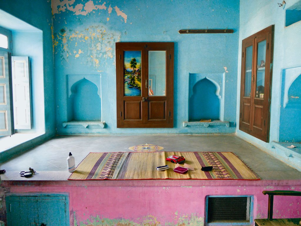 Rajasthan Family Home