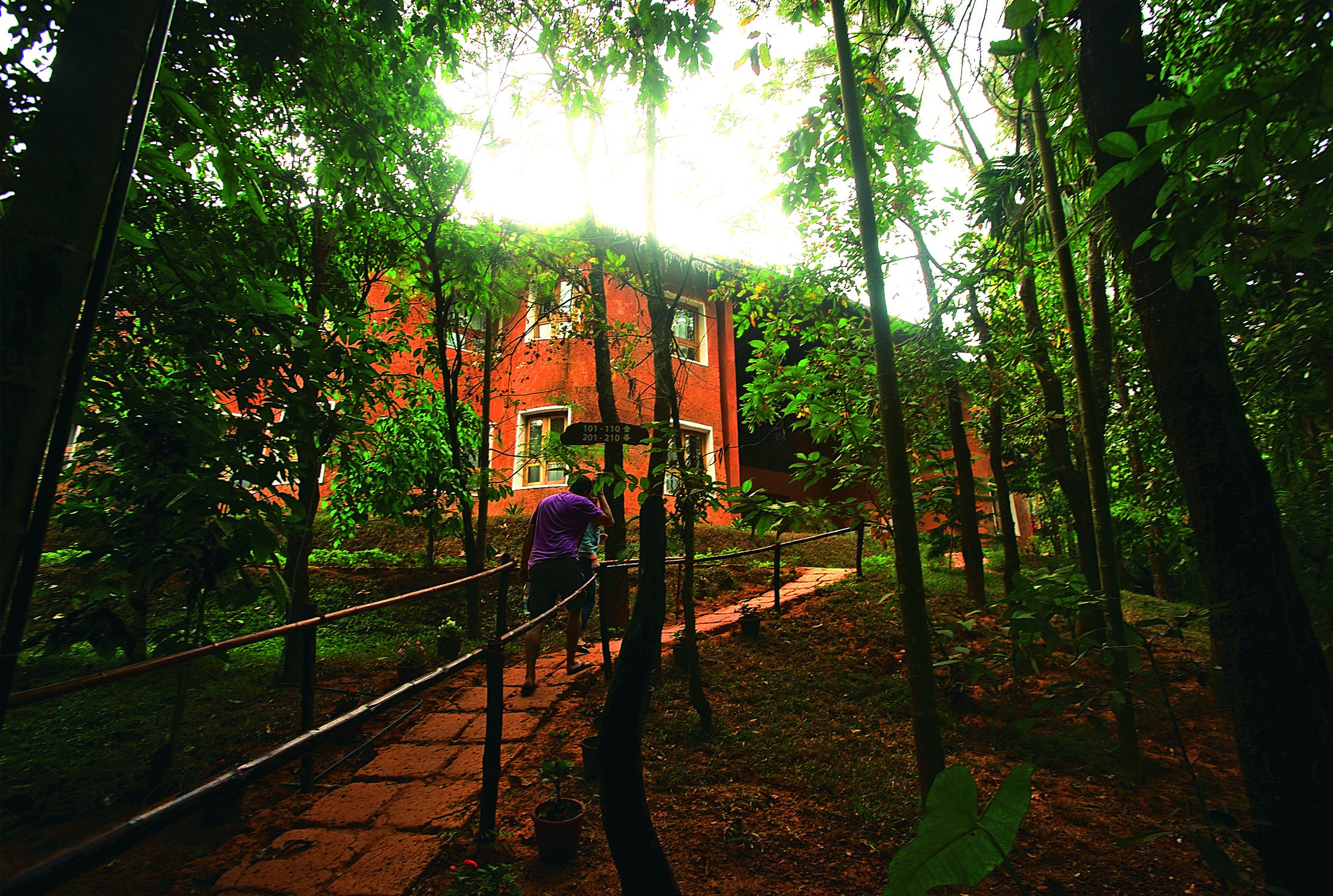 Banasura Hill Resort Eco Green
