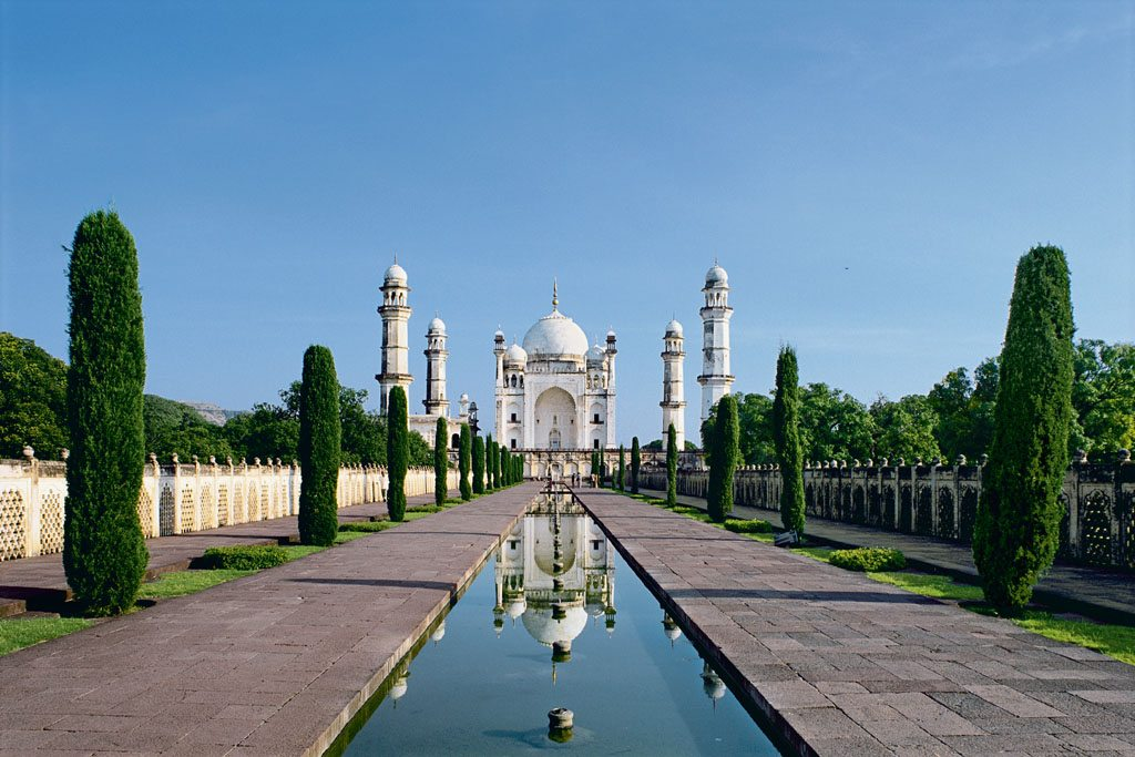 Bibi ka Maqbara, Aurangabad. Photo: Michael Freeman/Encyclopedia/Corbis/Image Library