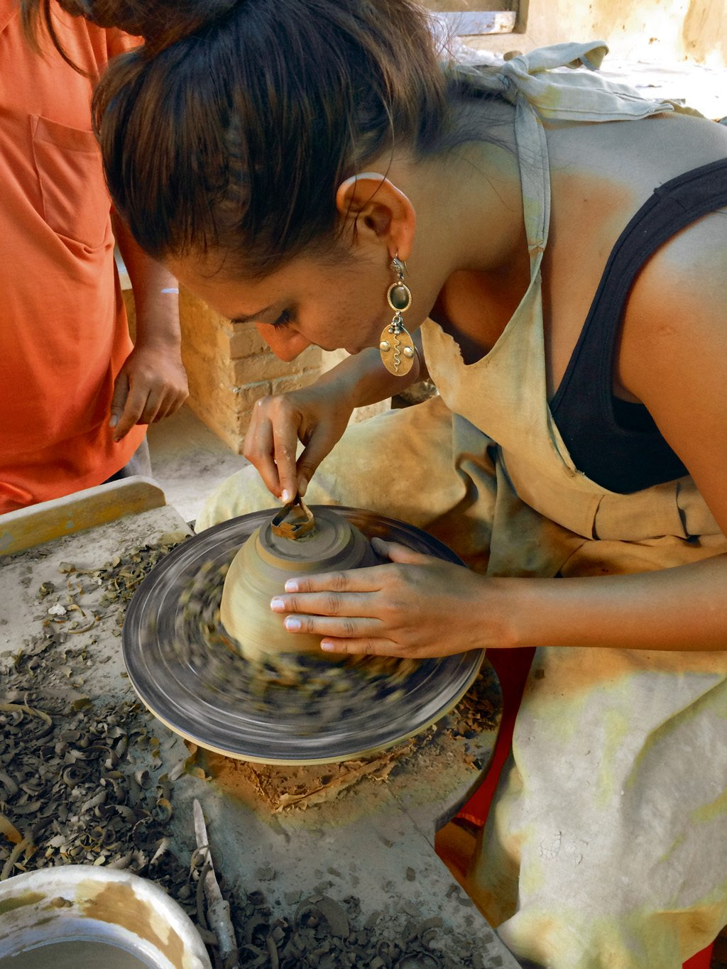 pottery andretta himachal