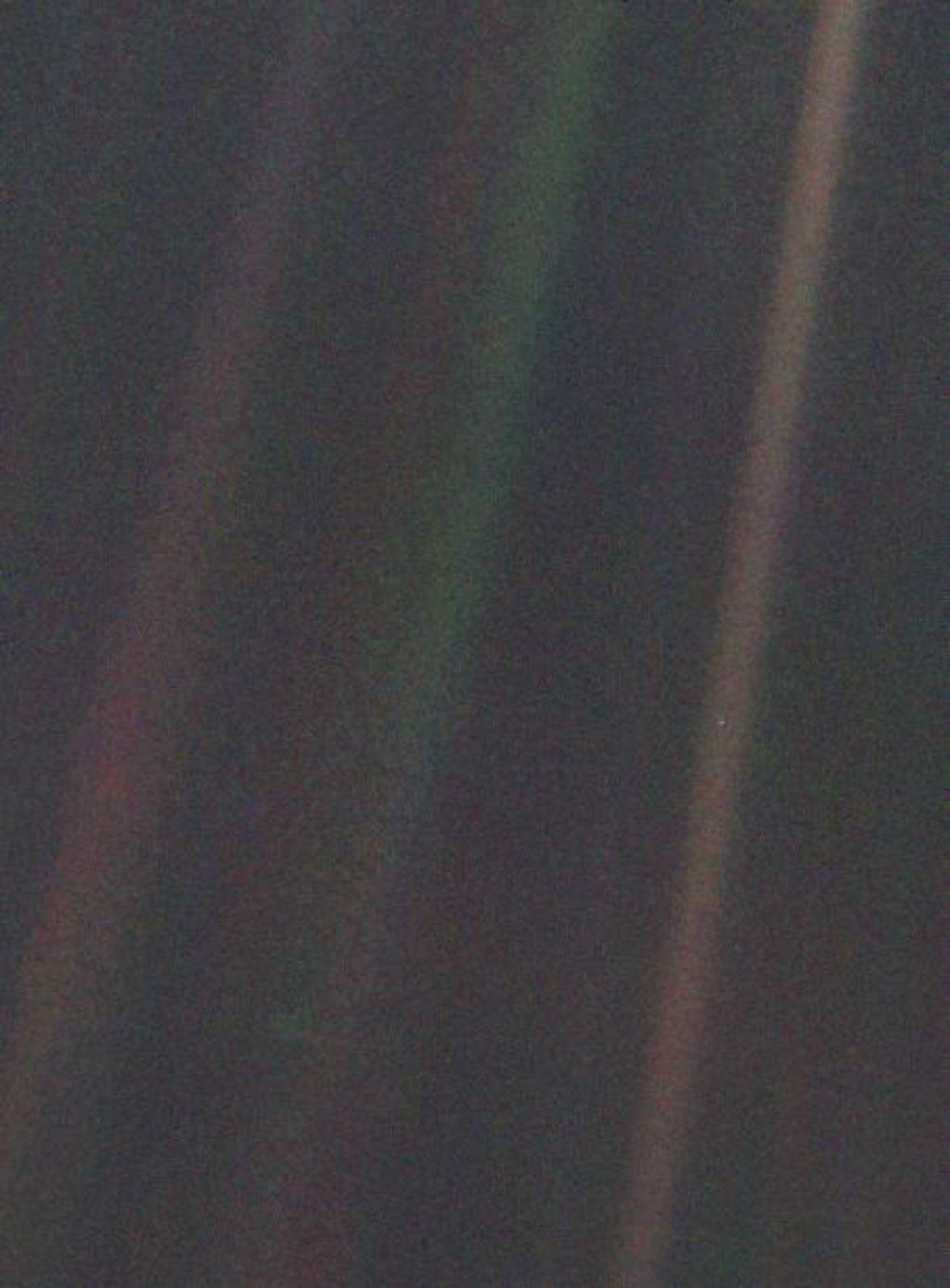 Earth Nasa Pale Blue Dot
