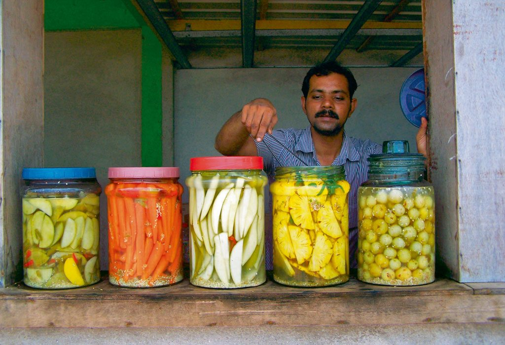 Pickles Thalassery Kerala Overbury's Folly