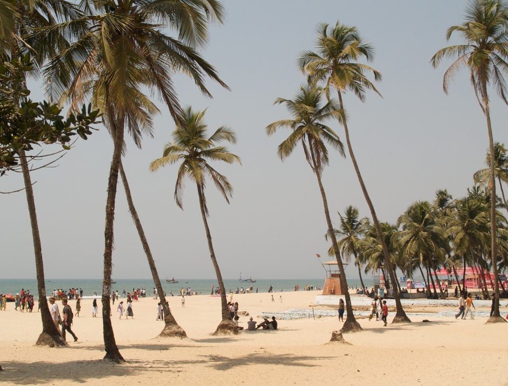 indian beaches