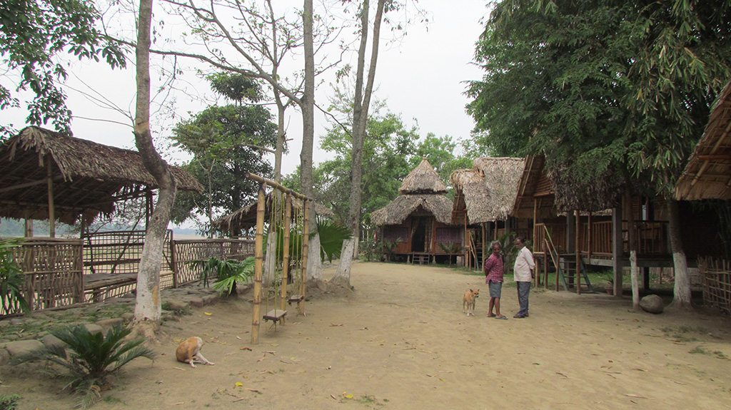 Northeast Tai Phake Eco Camp Hotel