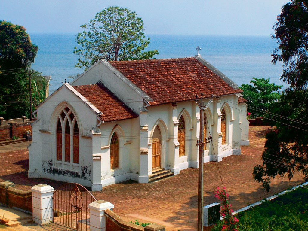 English Church Kerala Thalassery