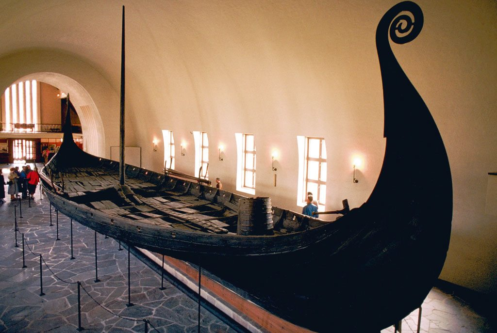 Viking Ship Museum Oslo Sweden