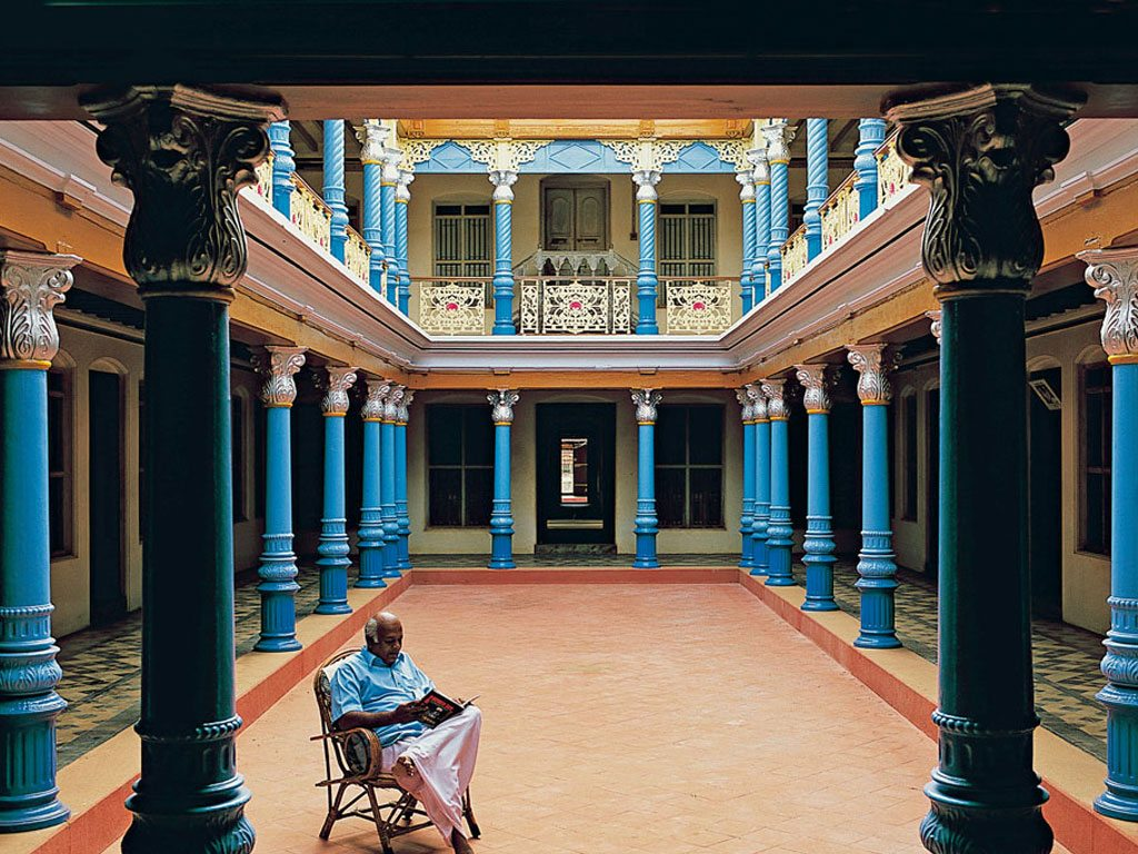 Chettinad Guide Magnificent Mansions Peppery Cuisine