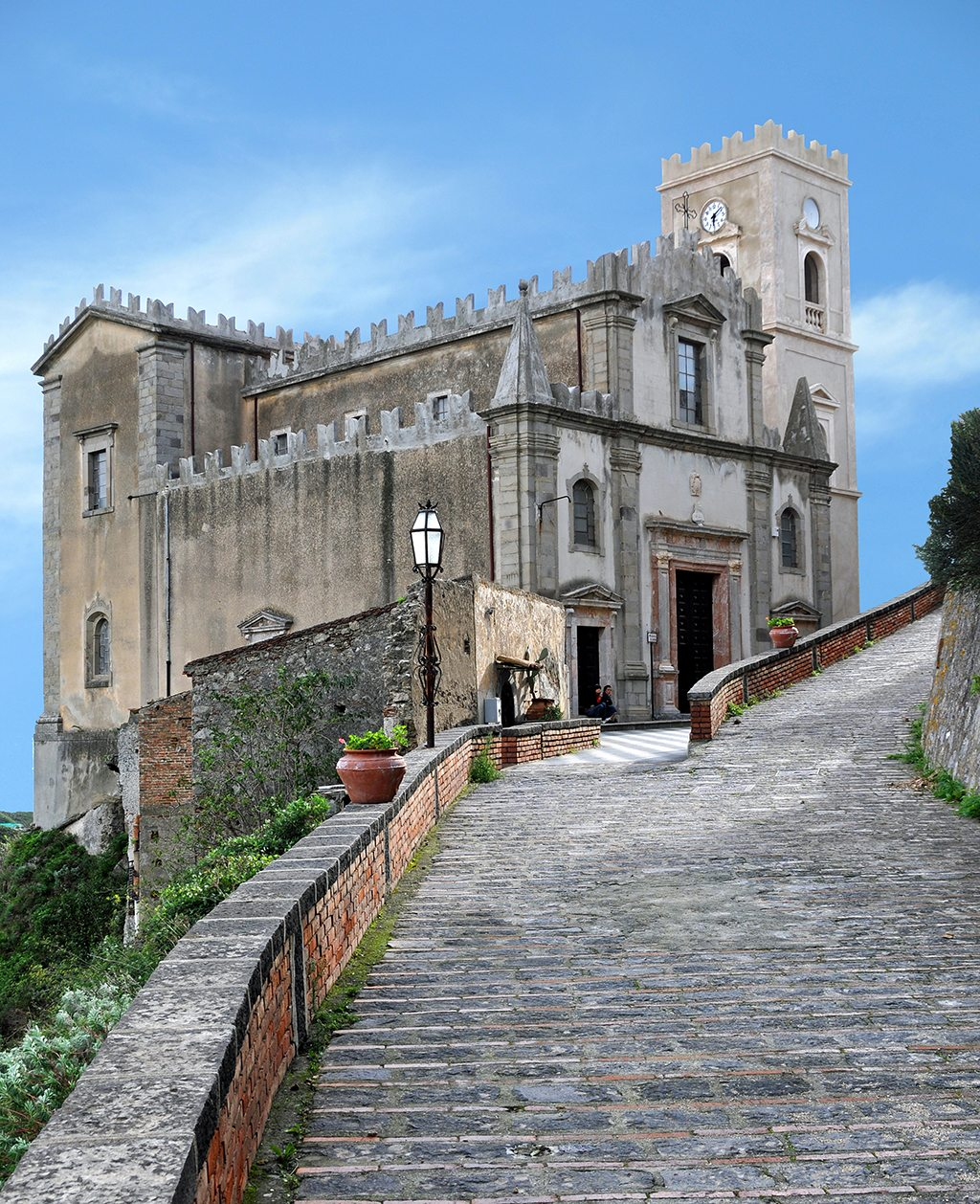 Church of San Nicolo Italy Savoca