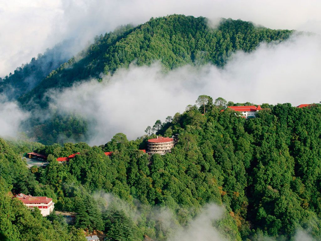 Doon Valley Landour India