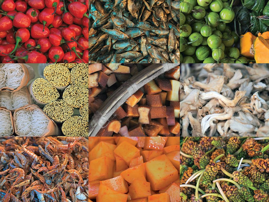 Kalimpong Market Products