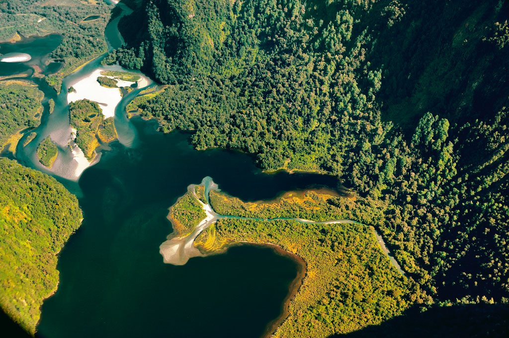 Milford Sounds Cessna New Zealand