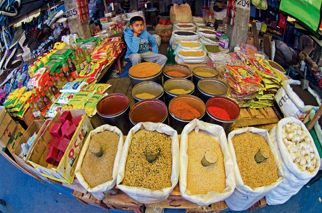 Spices Kalimpong Market