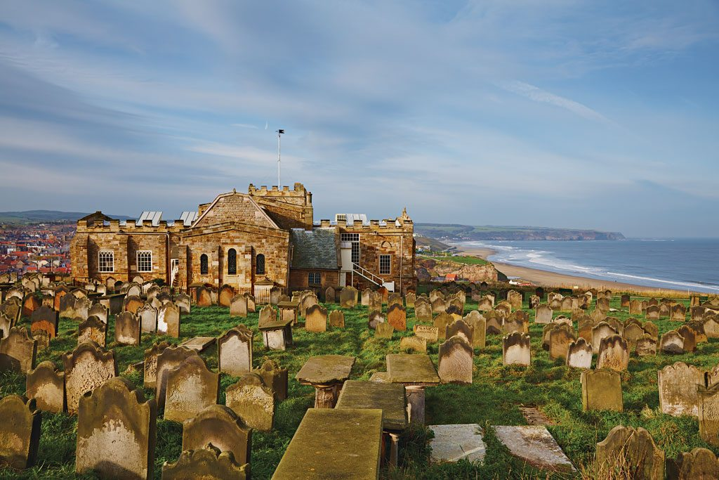 Whitby St Mary Church Cemetery