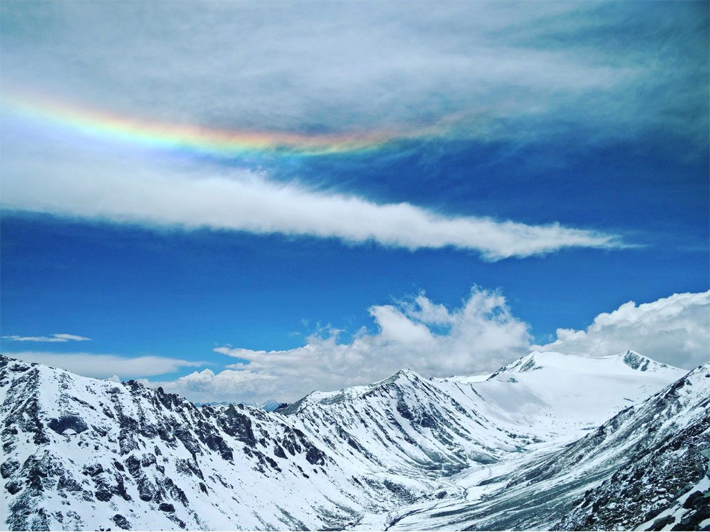khardung la, photo by Ankita Bhasme