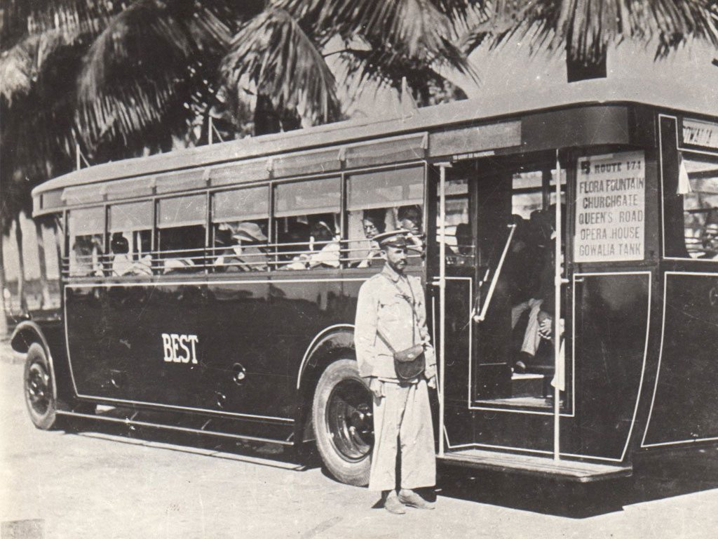 Buses that ran between 1928 and 1930 had postboxes for passengers to deposit their letters.