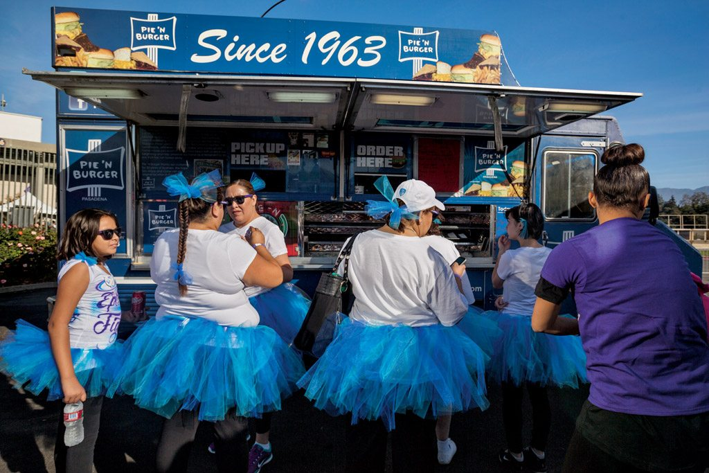 Pie 'n Burger food truck