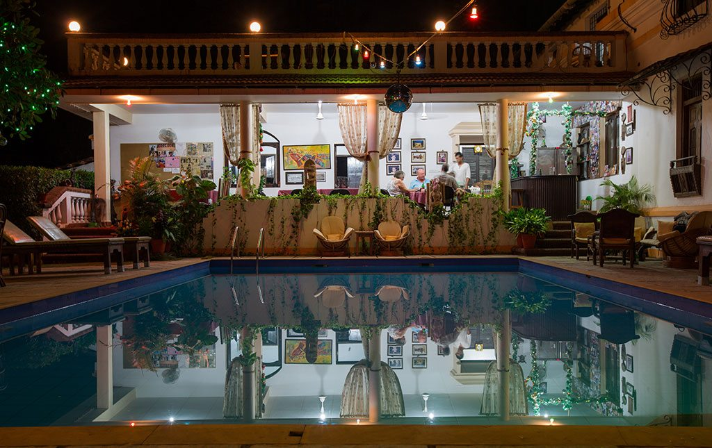Divar Island Guest House Retreat, Goa