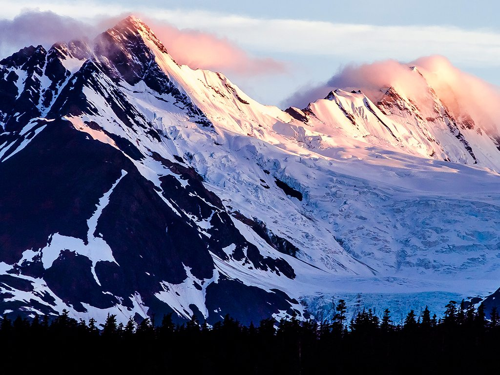 Alaska mountains