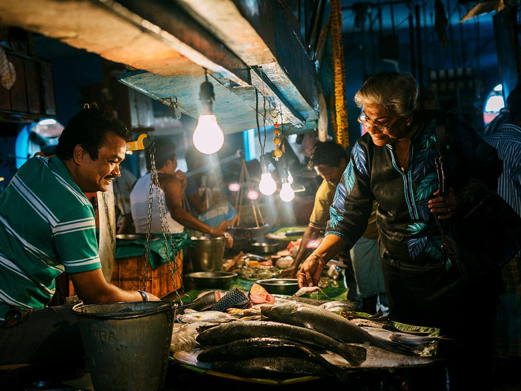 Traveling Spoon organises market visits and cooking classes in local homes to help travellers get a real taste of a destination's cuisine. Photo courtesy Traveling Spoon