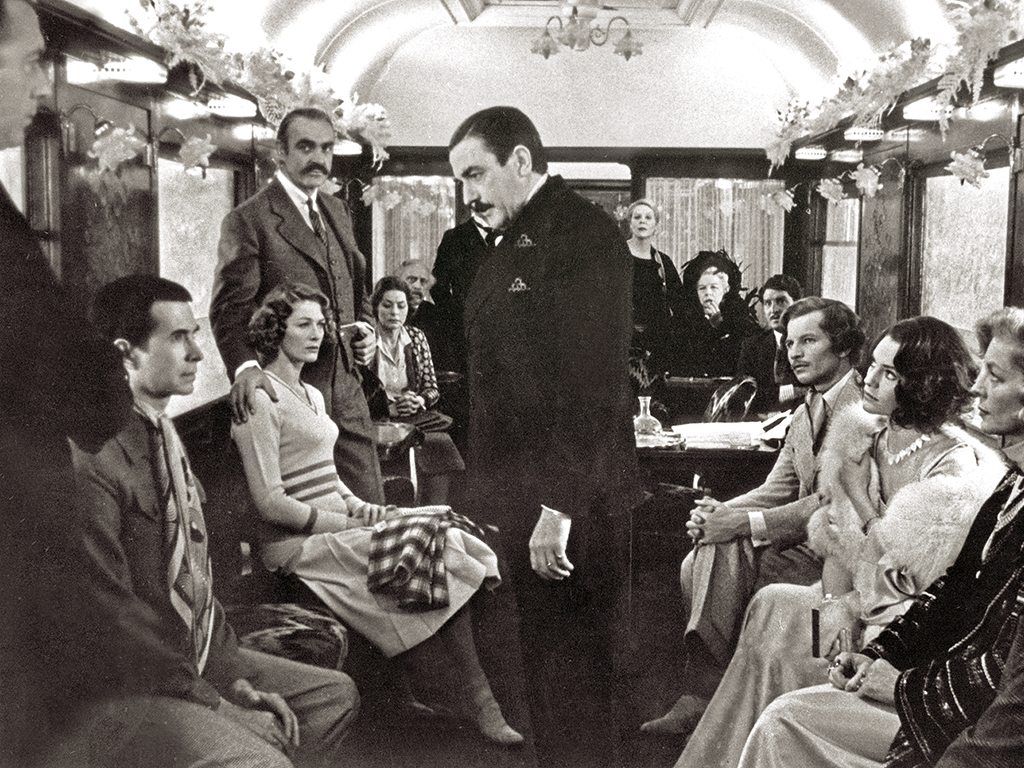"A still from the film ""Murder on the Orient Express"" (1974). Photo: Ullstein Bild/Contributor/Getty Images"