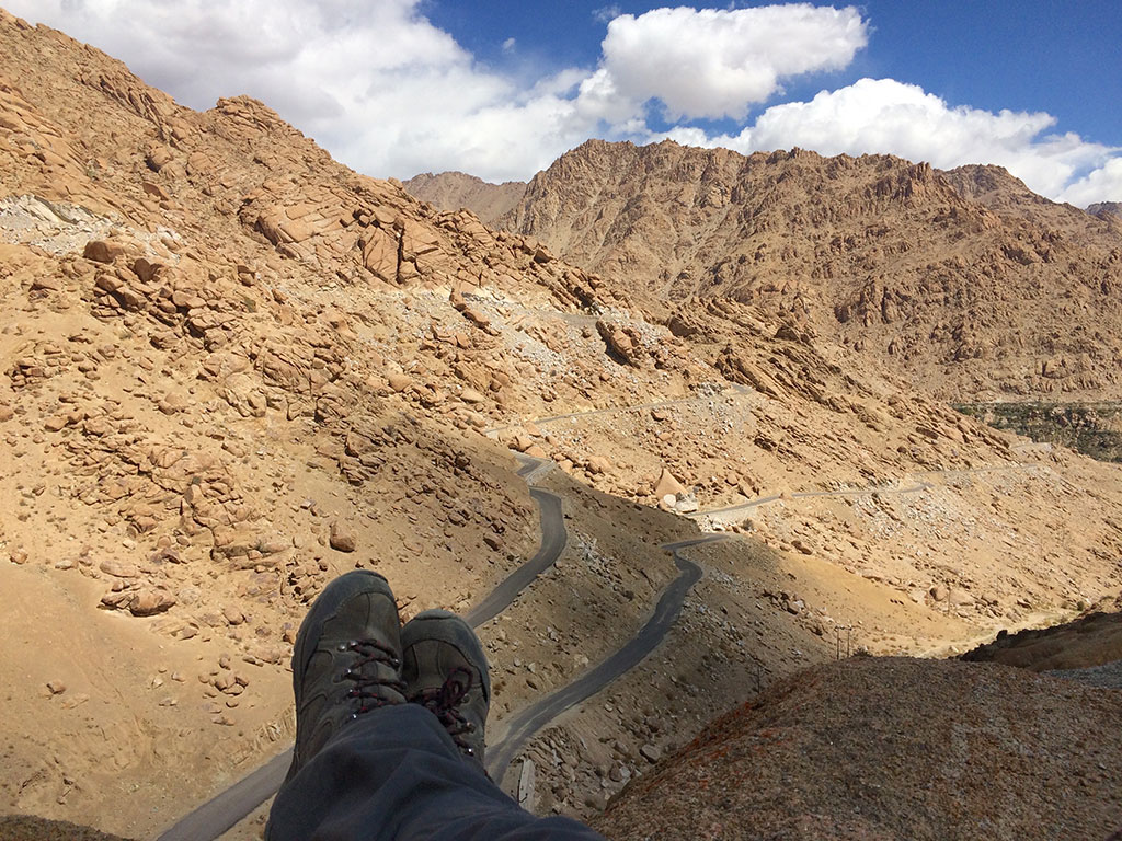 Ladakh Hiking Mountains