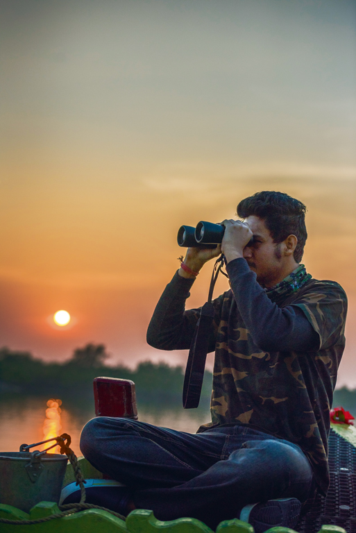 photographing the Sundarbans, West Bengal