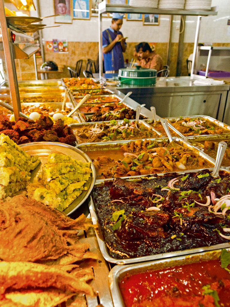 Nasi Kandar. Photo by: Andrew Tb Tan/Moment Open/Getty Images