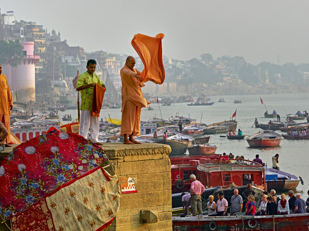 Varanasi: Starting Where the Road Ends 5