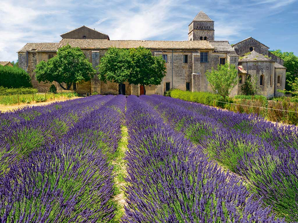 One of her best holidays was her family's stay in Saint-Rémy-de-Provence, France, where Vincent van Gogh was committed in an asylum. Photo by Helovi/iStock.