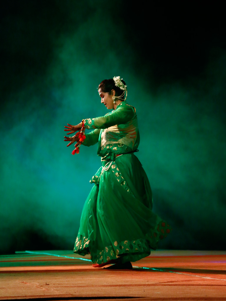 The festival also has a host of cultural performances.